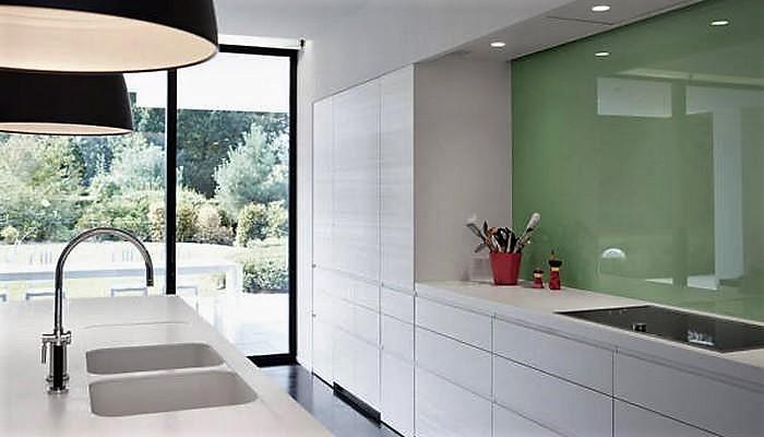 Quale colore scegliere per la parete della cucina.