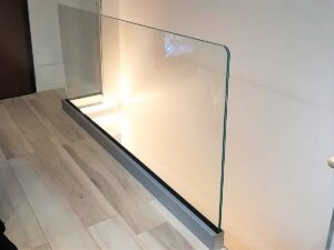 Balaustre in vetro; il design che cercavi per la tua casa