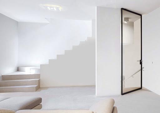 Porte in vetro per dare luce alla tua casa