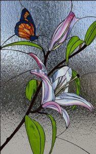vetrate artistiche Tiffany piombo